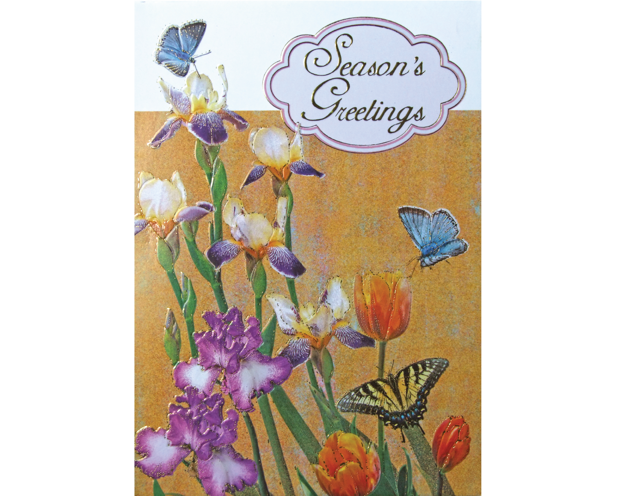 new year card 5×7 inch GN.5612 ฿14.00