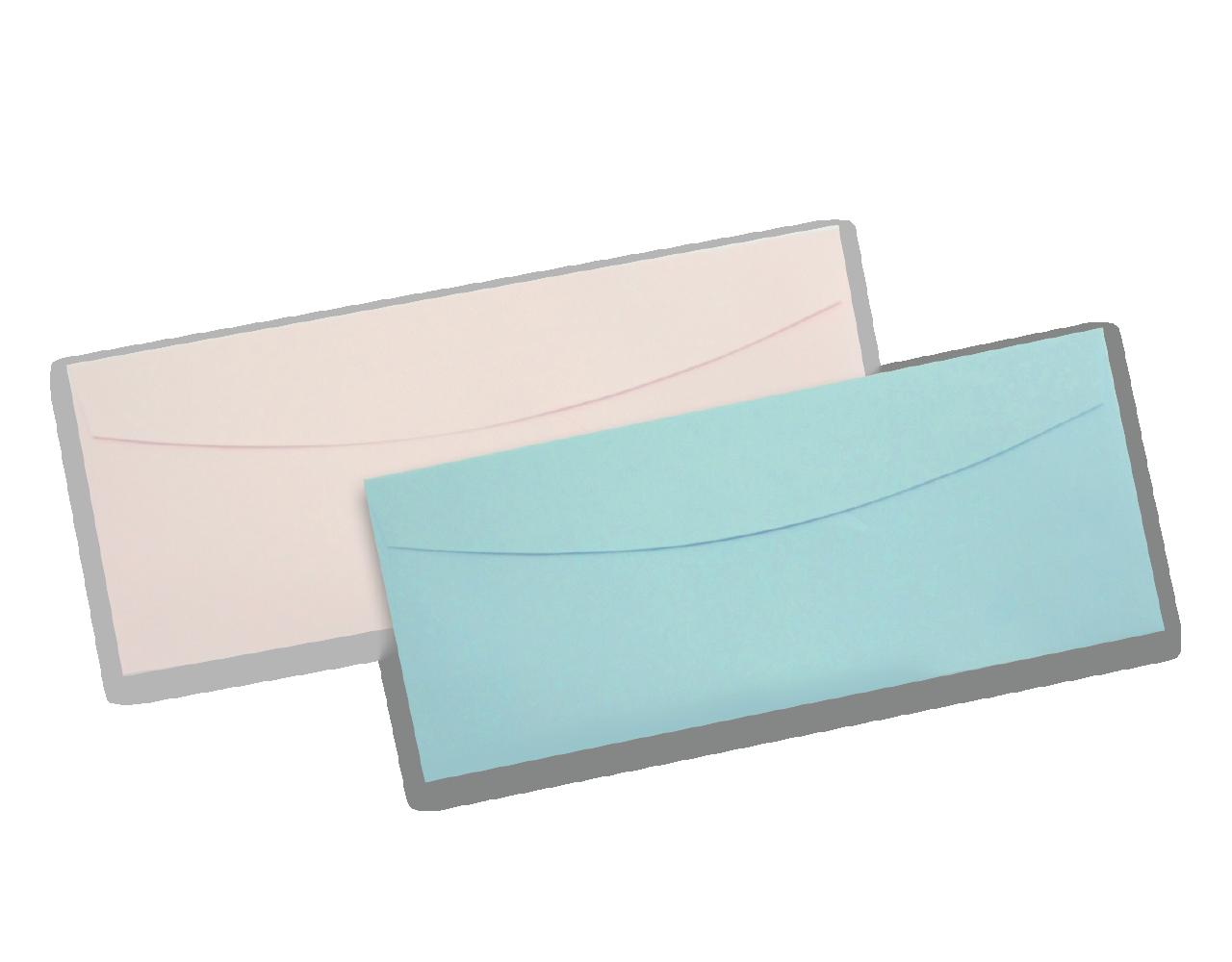 Envelope 10.3 x 25.5 cm. 100 g ฿ 2.50
