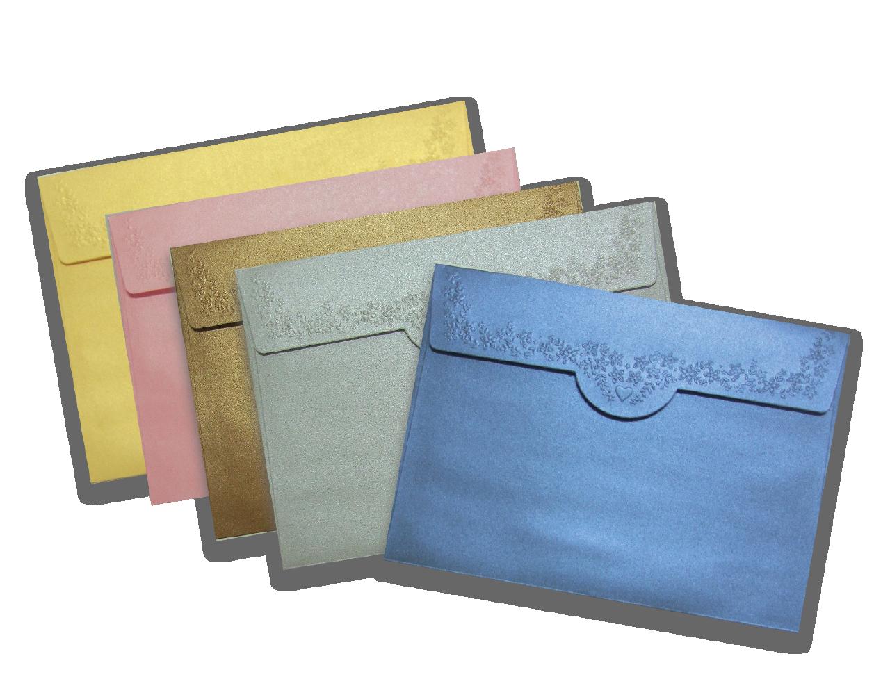 Envelope 16.5 x 22.5 cm. 100 g ฿ 4.00