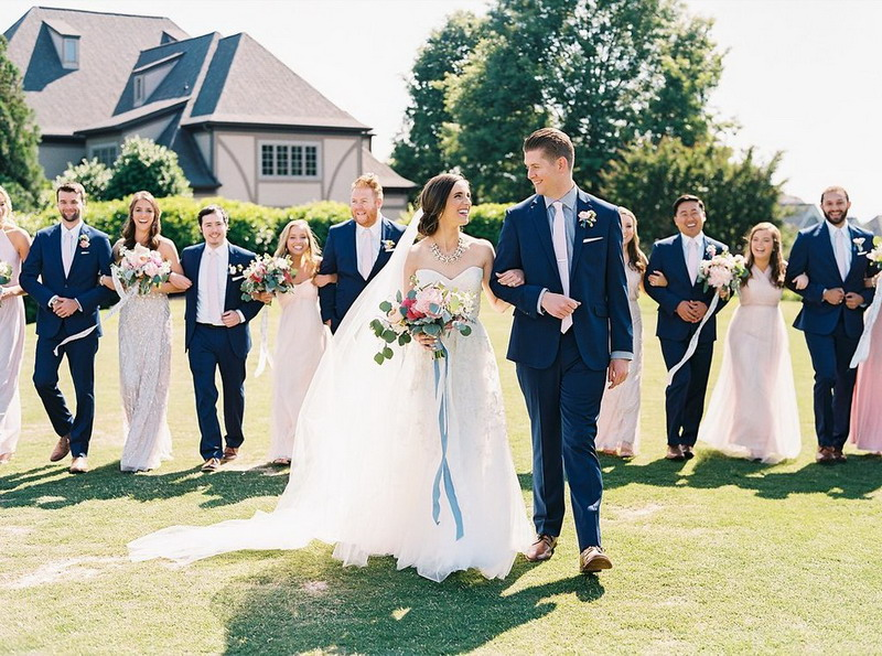 การเตรียมตัวของเพื่อนเจ้าสาว-เจ้าบ่าว ในวันแต่งงาน