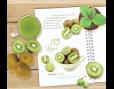 ปฎิทินตั้งโต๊ะ CT 6106 Healthy Fruit March