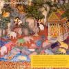 ปฏิทินตั้งโต๊ะ ปี 2562 CT.6201 Thai Painting Art Aug