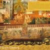 ปฏิทินตั้งโต๊ะ ปี 2562 CT.6201 Thai Painting Art Dec