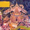 ปฏิทินตั้งโต๊ะ ปี 2562 CT.6201 Thai Painting Art Oct